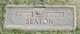 Dottie B. <I>Dickerson</I> Seaton