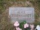 Alice Elizabeth Barnhardt