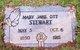 Mary Jane <I>Ott</I> Stewart