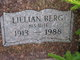"Anna Lillian ""Lillian"" <I>Berg</I> Payne"
