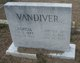 Profile photo:  Abner M Vandiver