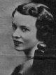 Profile photo:  Gladene Margaret <I>Beamer</I> Abee