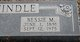 Bessie Mae <I>Linville</I> Swindle