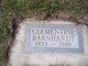 Clementine Helen Barnhardt