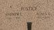 Profile photo:  Agnes G. <I>Dozak</I> Justice