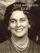 Annie Mae <I>Gaines</I> Ellett