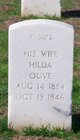 Profile photo:  Hilda Olive Amerman