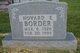 Profile photo:  Howard E Border