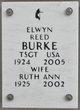 Ruth Ann <I>Bailey</I> Burke