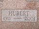 "Hubert Francis ""Hube"" Davis"