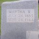 Martha Caroline <I>Wilder</I> Carter