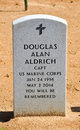 Profile photo: Capt Douglas Alan Aldrich