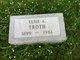 Elsie A. <I>Davis</I> Troth
