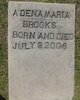 Profile photo:  A'Dena Maria Brooks