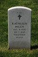 """Profile photo:  Kathleen """"Sandy"""" <I>Sutton</I> Milen"""