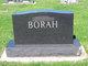 Profile photo:  Alfred J. Borah