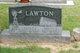 Harold E Lawton