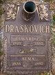 Profile photo:  Edward F. Draskovich