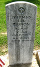 Sherman Lee Barton