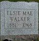 Elsie Mae Walker