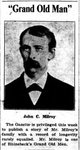 John. Cornelius Milroy