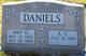 Profile photo:  A C Daniels, Sr