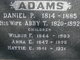 "Profile photo:  Abigail Tyler ""Abby"" <I>Fisher</I> Adams"