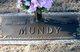 "Azell McDaniel ""Sally"" Mundy"
