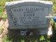 Mary Elizabeth <I>Lorentz</I> Fader