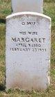 Margaret <I>Zumwalt</I> Gartin