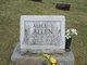 Profile photo:  Alice Iona <I>Dean</I> Allen