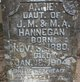 Profile photo:  Annie Hannegan