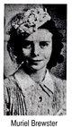 Profile photo:  Muriel Ione <I>Graham</I> Brewster