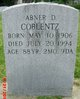 Profile photo:  Abner D Coblentz