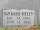 Profile photo:  Barbara Helen <I>Richardson</I> Jones