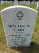 Profile photo:  Walter William Cary