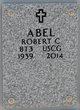 Profile photo:  Robert C. Abel