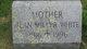 Jean Richthammer <I>Miller</I> White - Williams