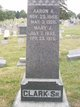Profile photo:  Mary J. <I>Francois</I> Clark