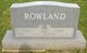 Ford T Rowland