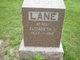 Elizabeth S. <I>Brown</I> Lane