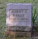 Profile photo:  Albert S. Bailey