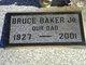 Profile photo:  Bruce J Baker, Jr