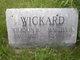 Martha Ann <I>Ware</I> Wickard