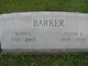 Profile photo:  Ruth C. <I>Carter</I> Barker