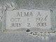 Alma Auline <I>Smith</I> Grant