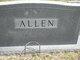 Profile photo:  Daisy Hunley <I>Ozment</I> Allen