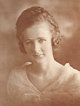 Ruth St Clair <I>Coleman</I> Burris