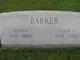 Profile photo:  Frank Alden Barker