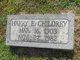 Harry E Childrey